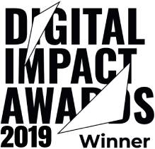 Digital Impact Awards 2019 Logo